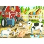 Ravensburger Barnyard Friends puzzle