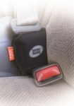 Seat Belt buckle guard from Hurphy Durphy
