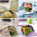 4MyEarth eco reusable  Sandwich Wraps