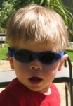 Kids Sunglasses from Babybanz - Age 2-5