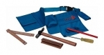 Kids tool belt with real tools - Micki