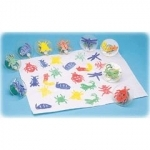 Bugs Stampers - set of 12