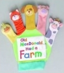 Hand Puppet Board Book Old MacDonald