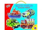 Galt Emergency Vehicles puzzles