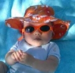 Baby Banz  Sunglasses - Age 0-2 - Choice of colours