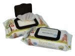 Bambeco - Bamboo nappy and hand wipes
