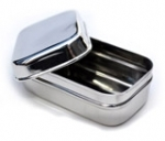 Eco Pod- Stainless steel snack container