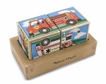Melissa & Doug Sound Blocks - Vehicles