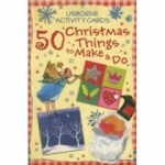 50 Christmas things to make and do cards