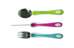 Cutlery Set new colours from Tommee Tippee