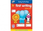 Galt First Writing Sticker Book