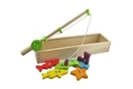 Wooden Fishing Game from Discoveroo