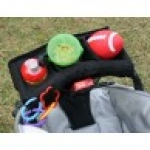 Baby and Toddler stroller snack tray