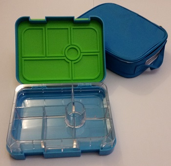 Bento Box Aqua - also in Pink and White