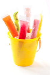 Zipzicles reusable icy pole pouches
