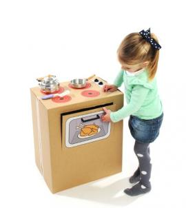 Make an oven kit from Imaginabox