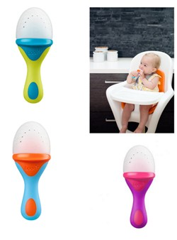 Boon silicone baby feeder