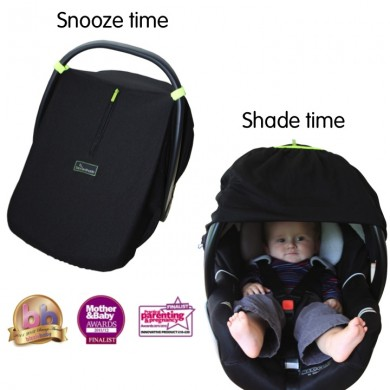 SnoozeShade Car Seat cover