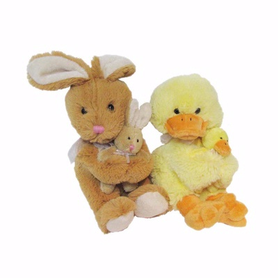 Korimco Duck or Rabbit with Baby