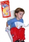 Disposable kids gloves - Potty Mitts