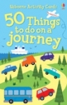 Usborne 50 things to do on a journey cards