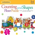 Best toddler puzzle - Infantino Counting and Shapes puzzle