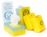 Natural Handy Wipes