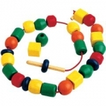 Lacing Beads from Santoys