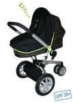 SnoozeShade stroller block out shade