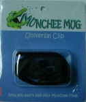 Munchee Mug - snack container & strap
